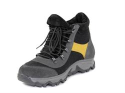 Войлочные кроссовки, желтый - фото 11018
