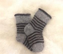 Носки пуховые детские - фото 11610