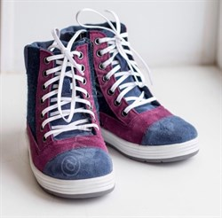 """Детские войлочные ботинки """"Тимон"""" - фото 12460"""