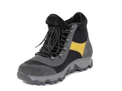 Войлочные кроссовки, желтый