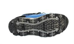 Войлочные кроссовки, синий - фото 11040