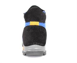 Войлочные кроссовки, синий - фото 11042