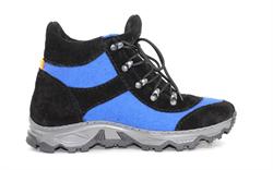 Войлочные кроссовки, синий - фото 11043