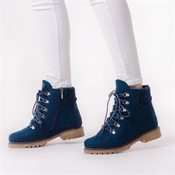 """Войлочные ботинки женские """"Лора-2"""" - фото 15959"""