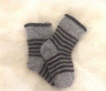 Носки пуховые детские