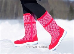 """Подростковые войлочные сапоги """"Богдана"""" - sale"""